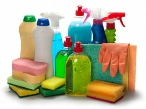 House-Cleaning-Supplies