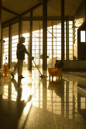 commercial cleaner floor-care